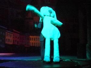 Me as Knuffle Bunny.